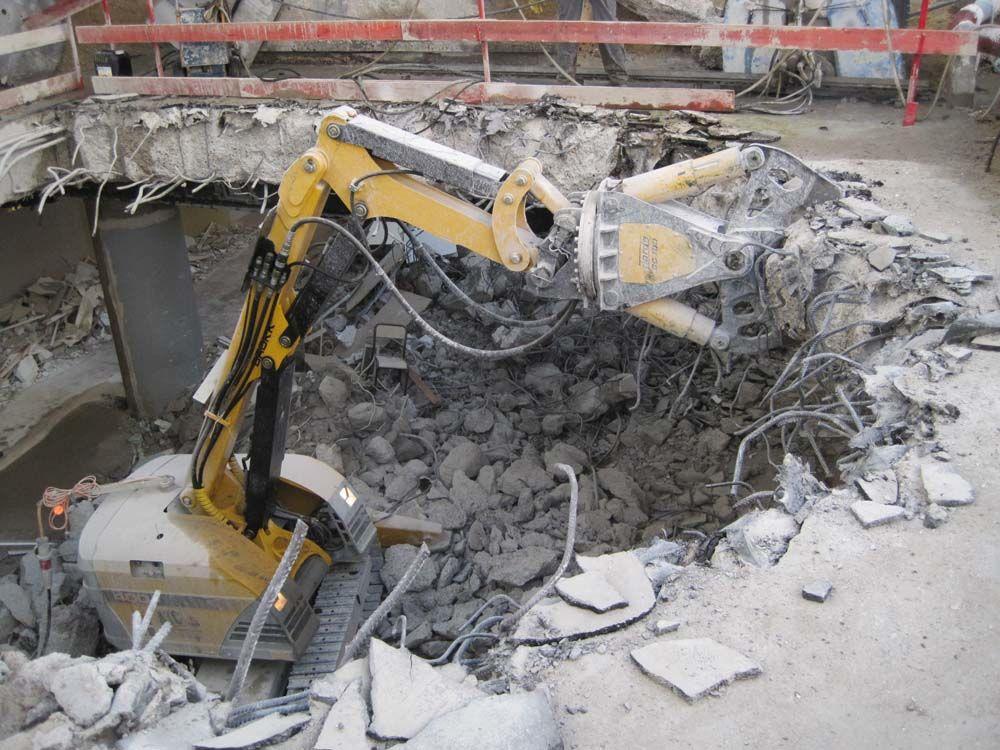 Concrete Demolition Contractor Maryland