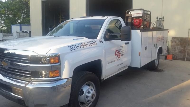 Concrete Cutting Contractor Maryland
