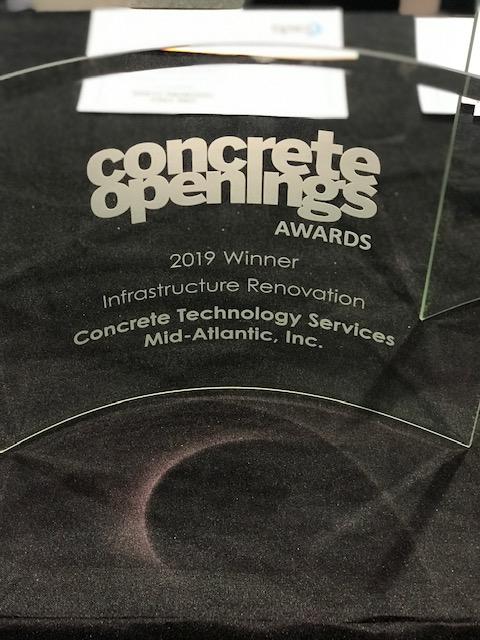 Award Winning Concrete Demolition Project